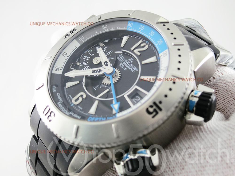 Jaeger LeCoultre Master Compressor Titanium Men's Watch